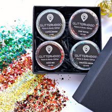 HOLLY CHUNKY GLITTER SET by Glitterhood.com
