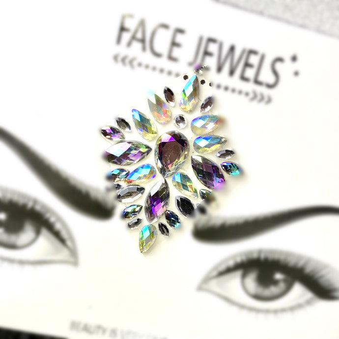 FACE JEWEL FJ-001 by Glitterhood.com