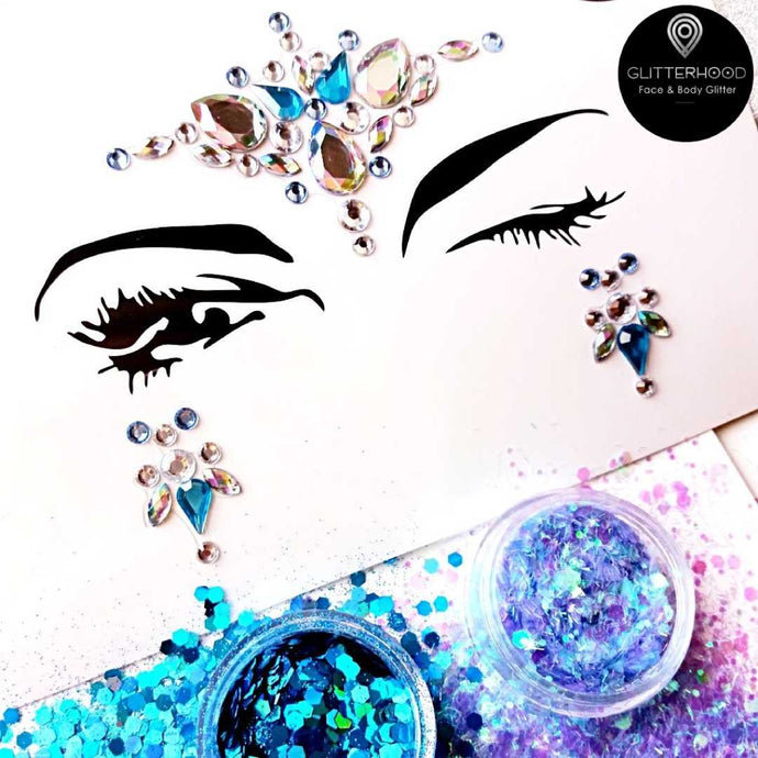 CIEL FESTIVAL GLITTER BUNDLE by Glitterhood.com