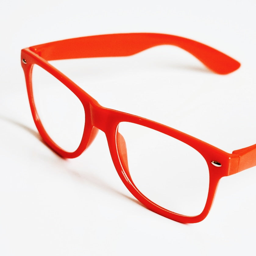 #TGIM Red Glasses 2