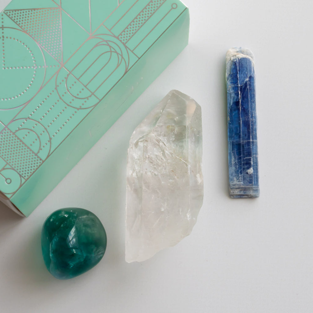 Clear Crystal Kit - Small