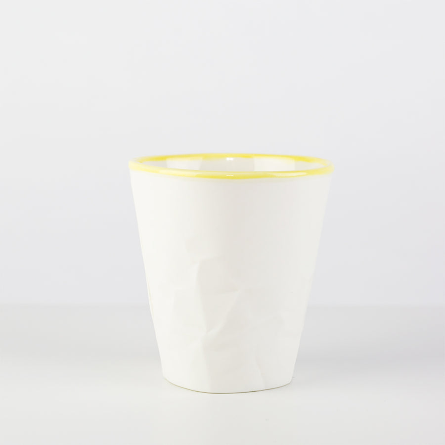 Coffee Cup | Coloured Edge