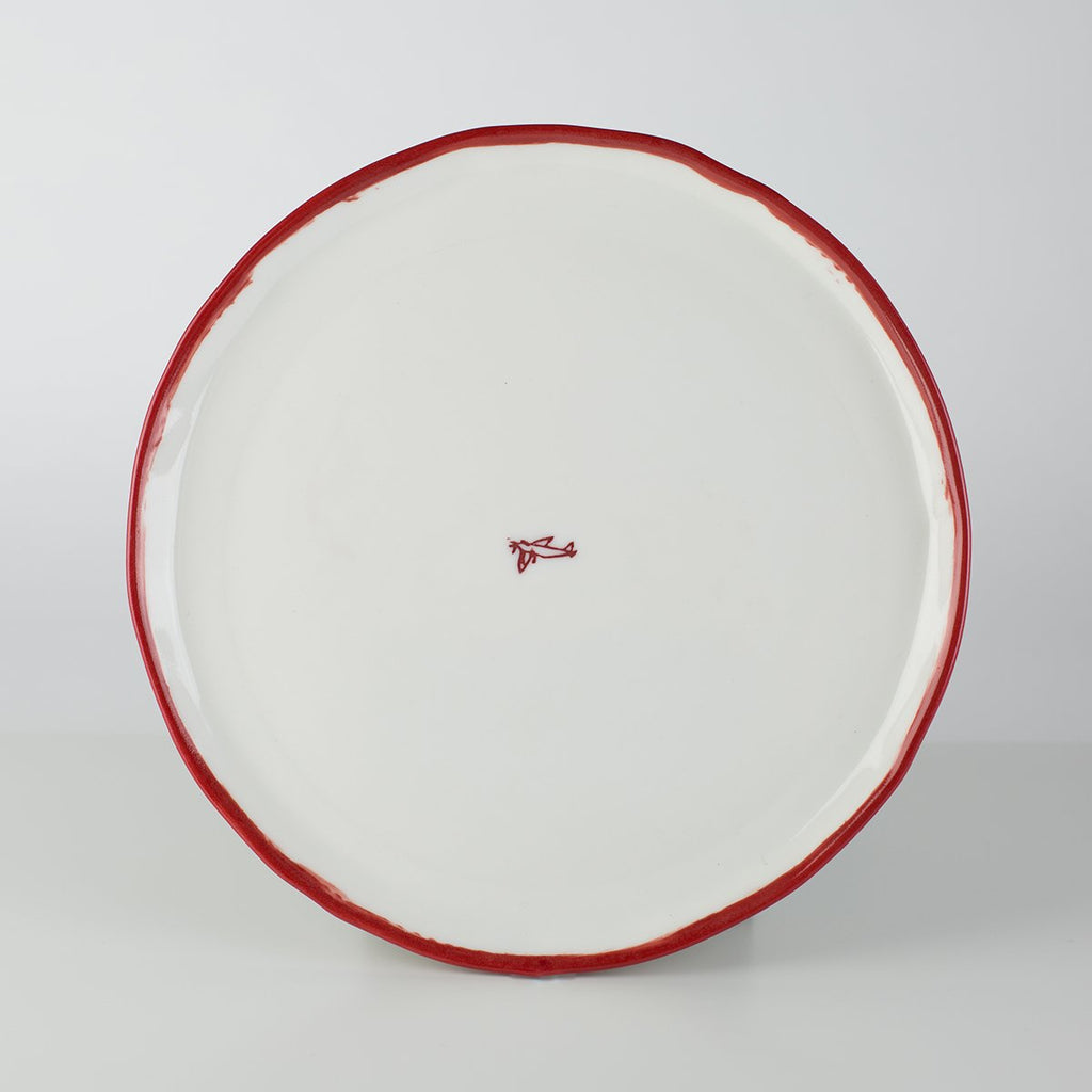 hayden youlley side plate from the paper series | available at www.coolfoodstuff.com