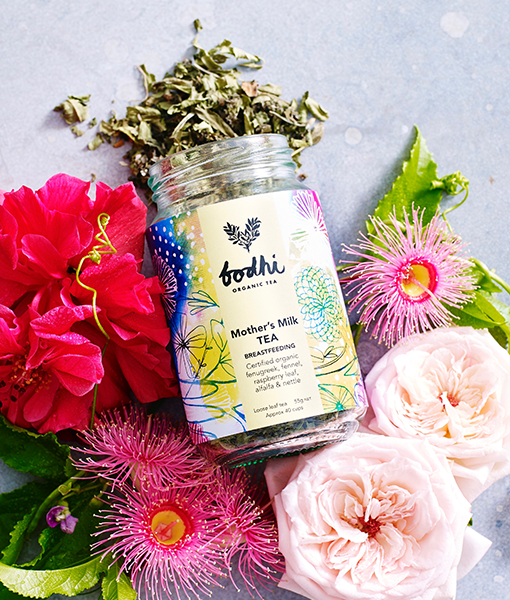 "Bodhi Tea | ""Mothers Milk"""