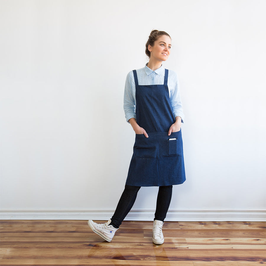 Cream Workwear | Cafe Apron