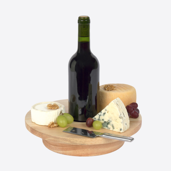 Cheese & Wine Board