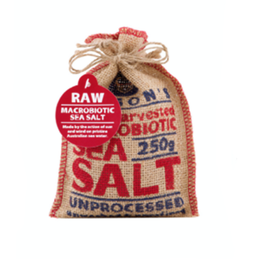 Raw Macrobiotic Salt