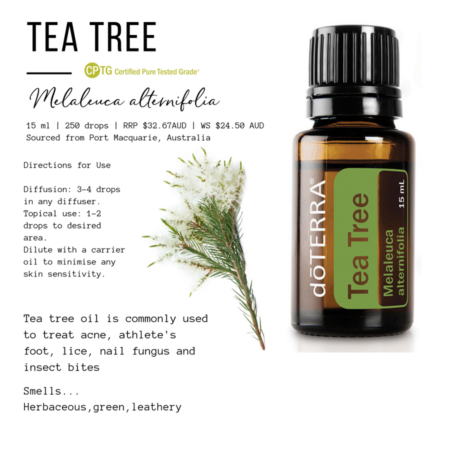 Tea Tree | 15ml