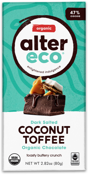 Coconut Toffee