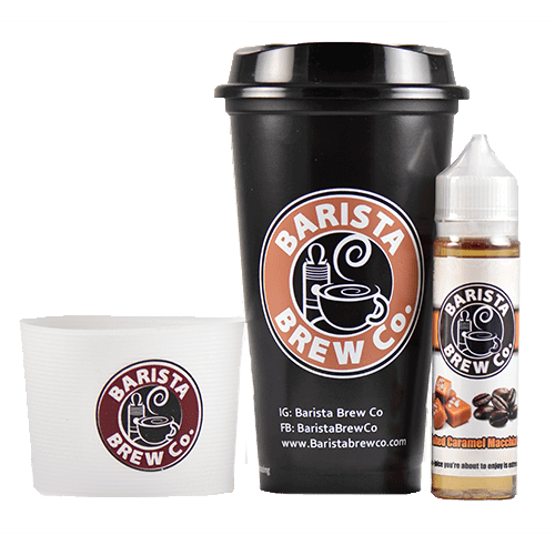 Barista Brew Co - Salted Caramel Macchiato 60ML