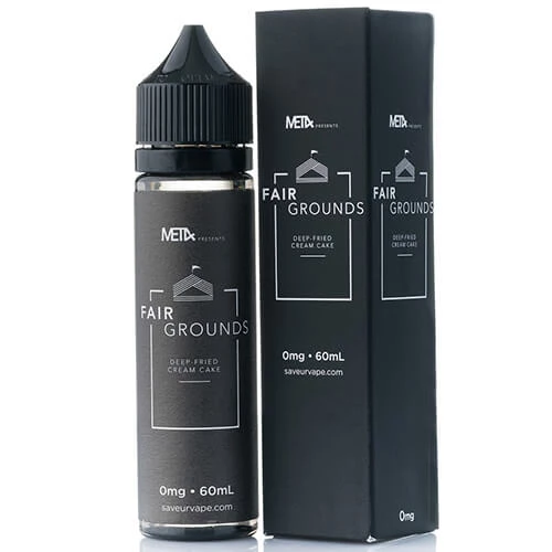 MET4 - FAIR GROUNDS - 60ML