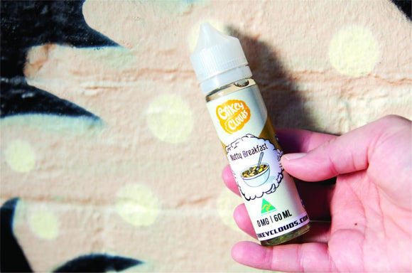 Crikey Clouds - Nutty Breakfast 60ml