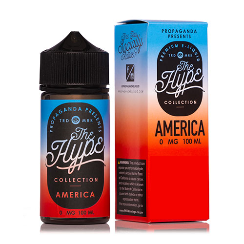 The Hype Collection - America 100ml