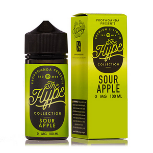 The Hype Collection - Sour Apple 100ml