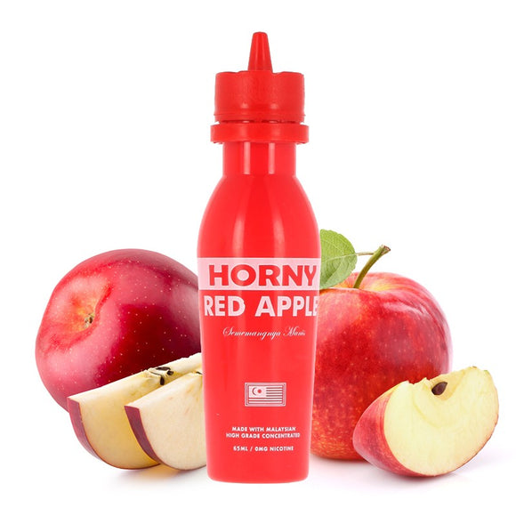 Horny Flava - Red Apple 55ml