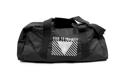 Black Gym Duffle Bag - RULA FIT