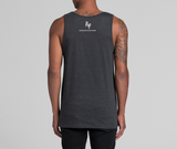 Rula Fit Tank Top - Charcoal Grey - RULA FIT