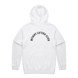 Wired Hoodie - White - RULA FIT