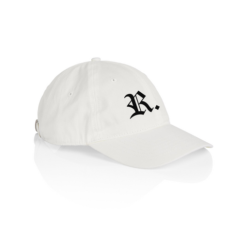 R. Rula fit Cap-White