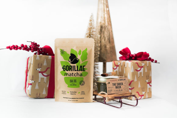 Naturally Raw x Gorillae Bundle #1!
