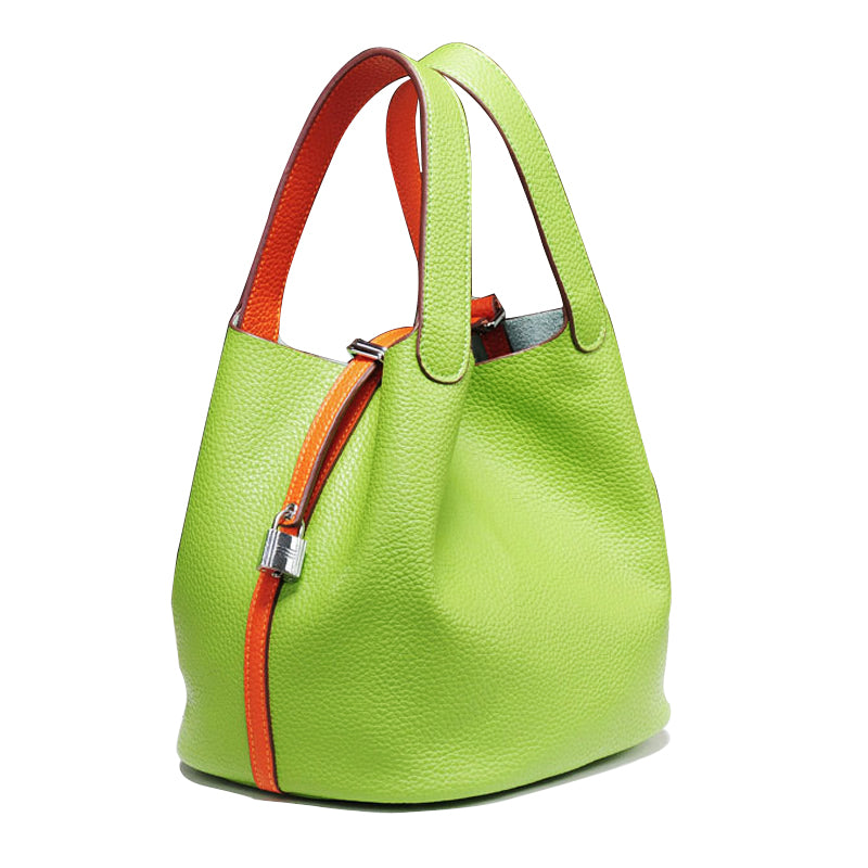 Infinity Chic Leather Women Handbag