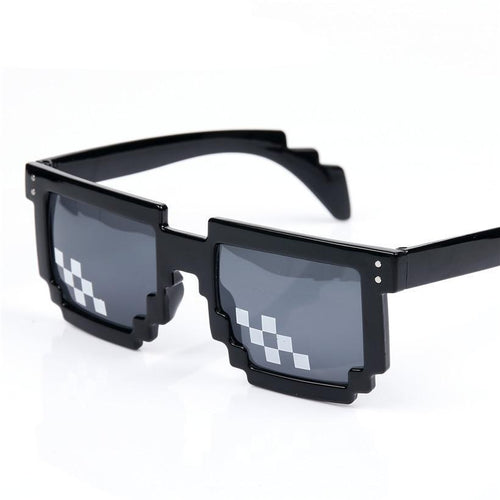 Mosaic Pixel Sunglasses for Men