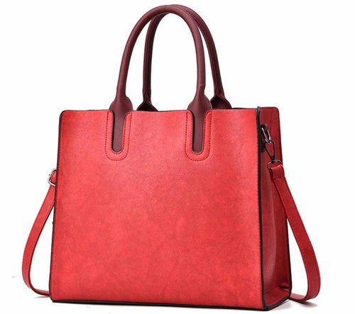 Tote Casual Leather Women's Handbags