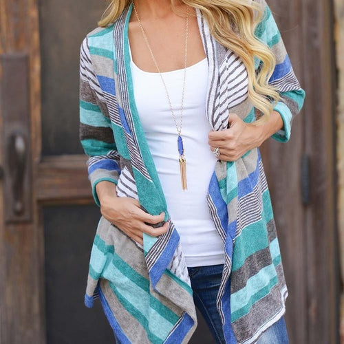 Stylish Knitted Cardigan Sweater