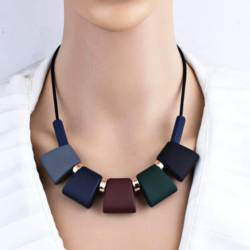 ROXI Colourful Beads Choker Necklace