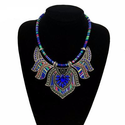 Free Spirit Vintage Necklace