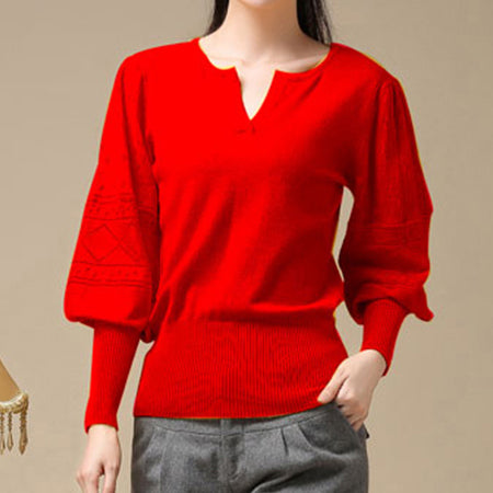 Cashmere Casual Oversized Wool Sweater