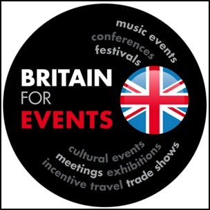 BRITAIN FOR EVENTS 2014 LAUNCHES THIS WEEK