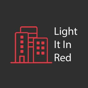 #LightItInRed To Illuminate The Plight of Our Sector
