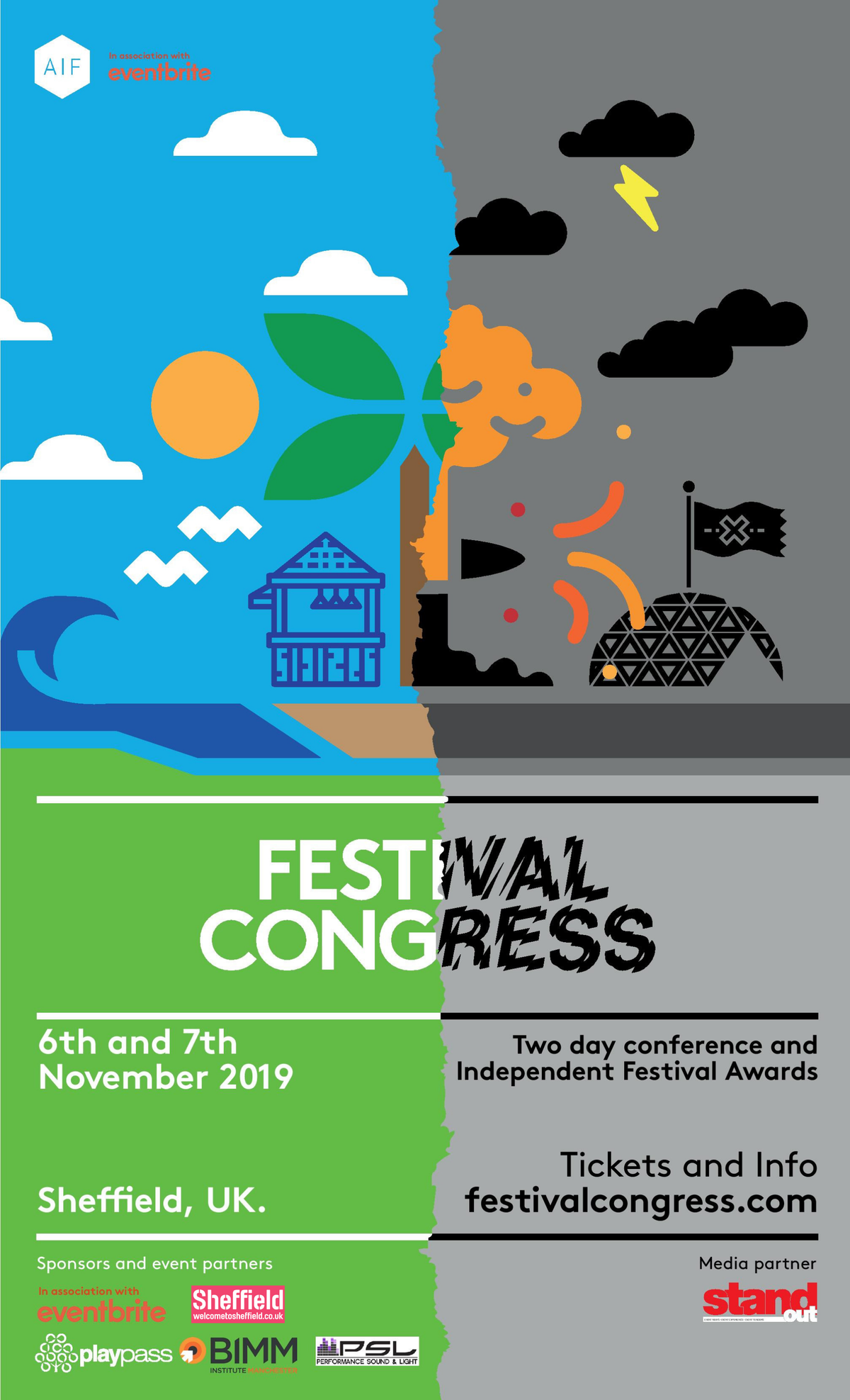 The first speakers for AIF Festival congress 2019 have been announced!