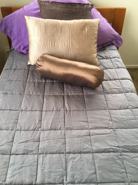 Single Weighted Blanket