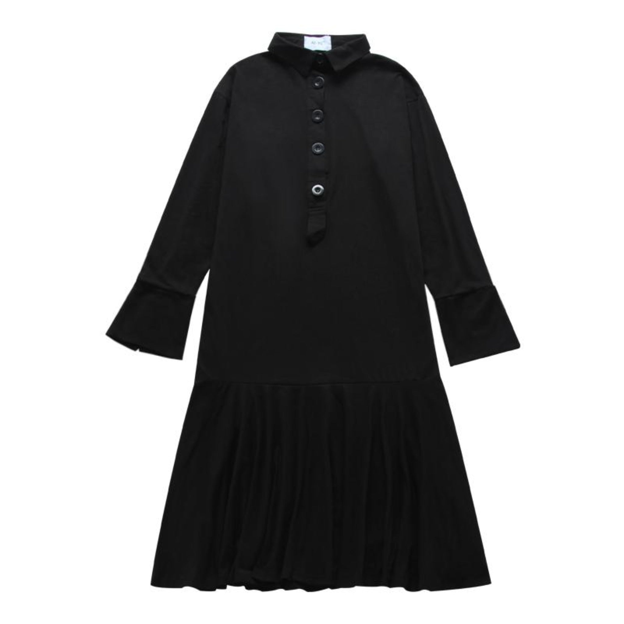 The Dark Academia Dress - Goth Mall