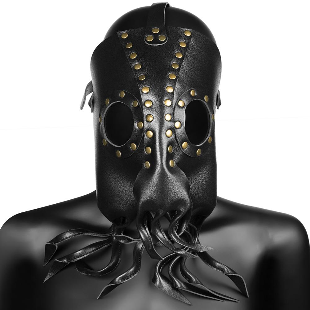 Plague Octopus Mask