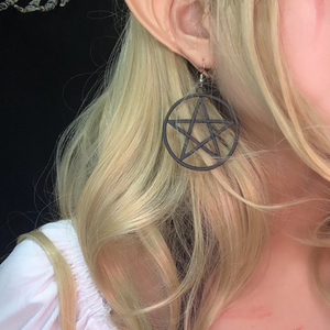 The Pentacle Earrings