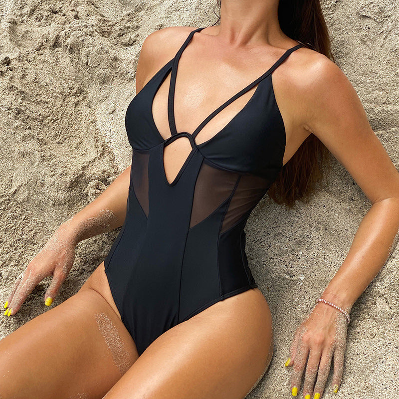 The Gothic Fire Swimsuit