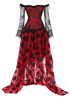 Gothic Queen Dress - Goth Mall