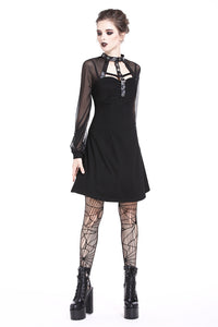 Enmeshed Dress - Goth Mall