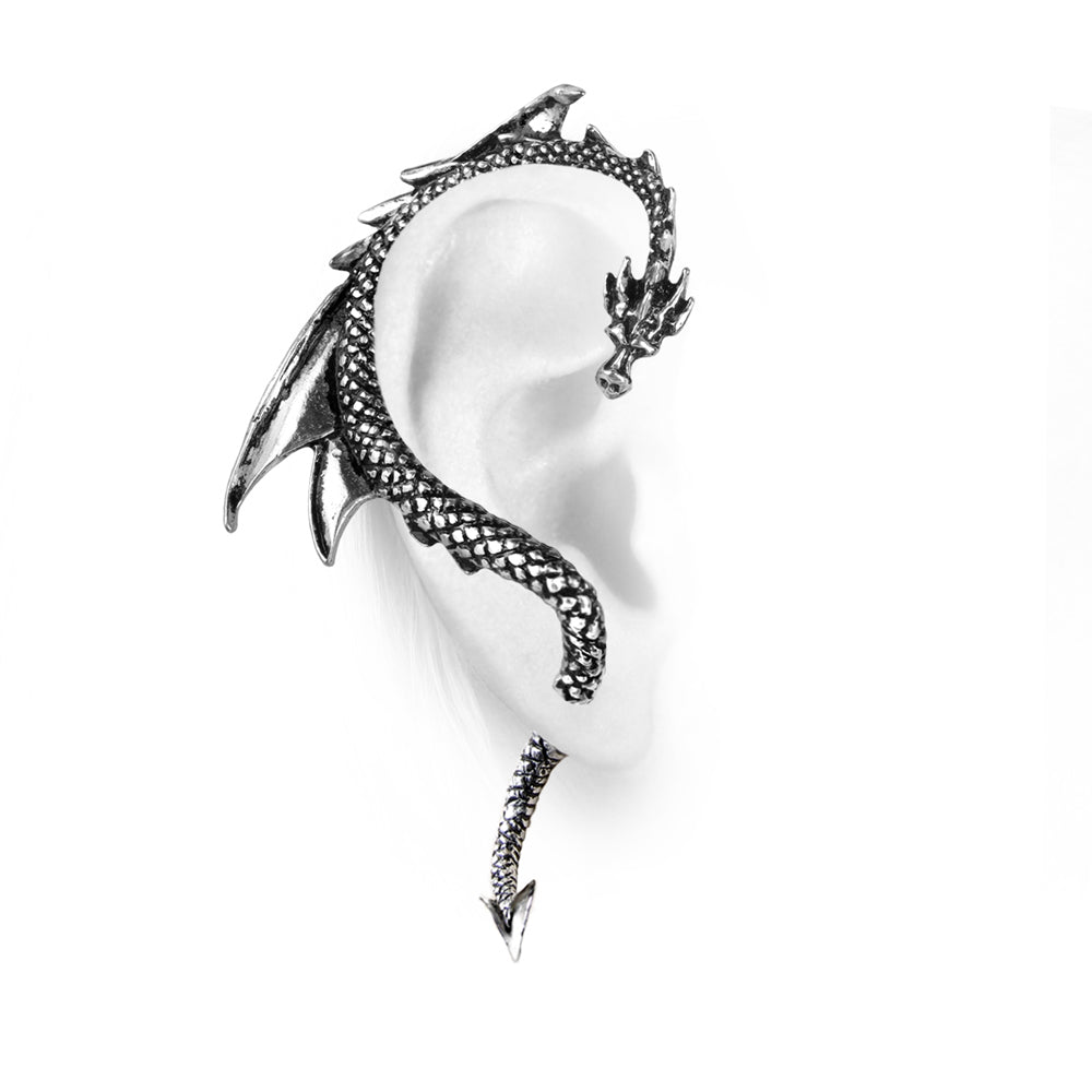 Dragon's Lure Ear Wrap - Goth Mall