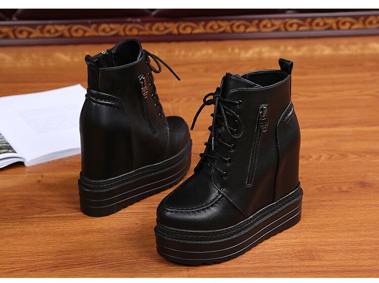 The Witch Wedge High Tops