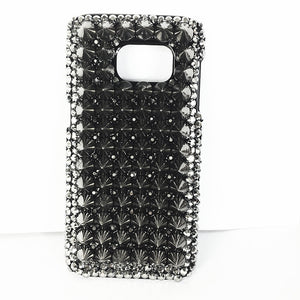 Metal Spiked Phone Case - Samsung - Goth Mall
