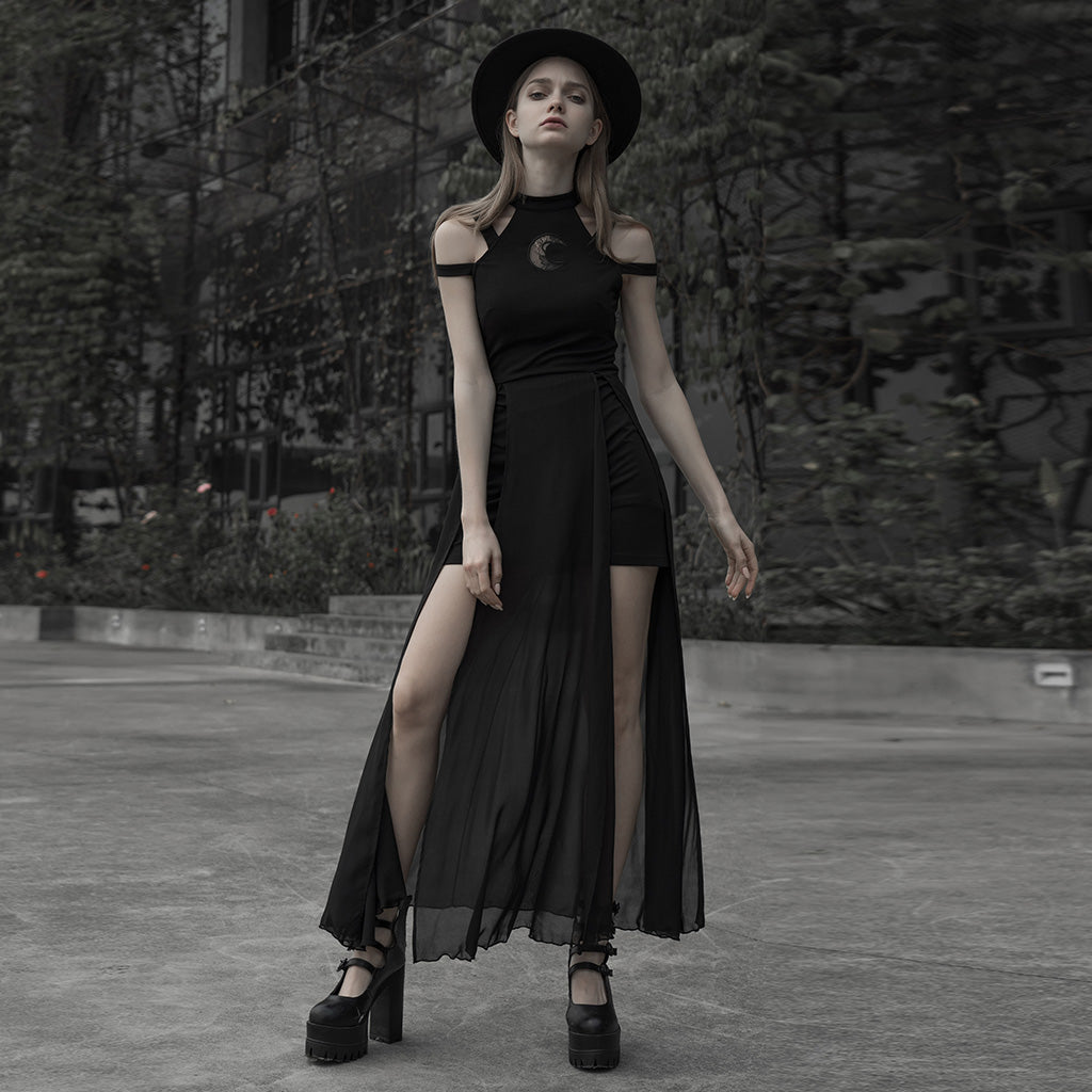 The Hecate Dress - Goth Mall