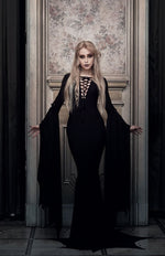 The Morticia Gown