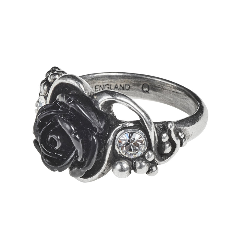 Bacchanal Rose Ring - Goth Mall