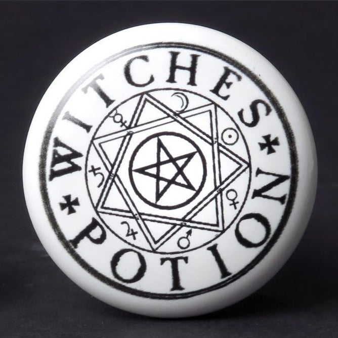 Witches Potion Bottle Stopper