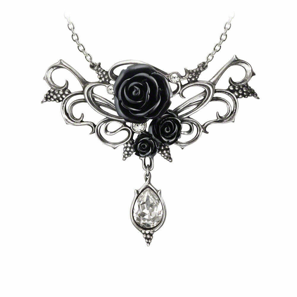 The Bacchanal Rose Necklace