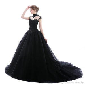 The Dark Fairytale Gown - Goth Mall